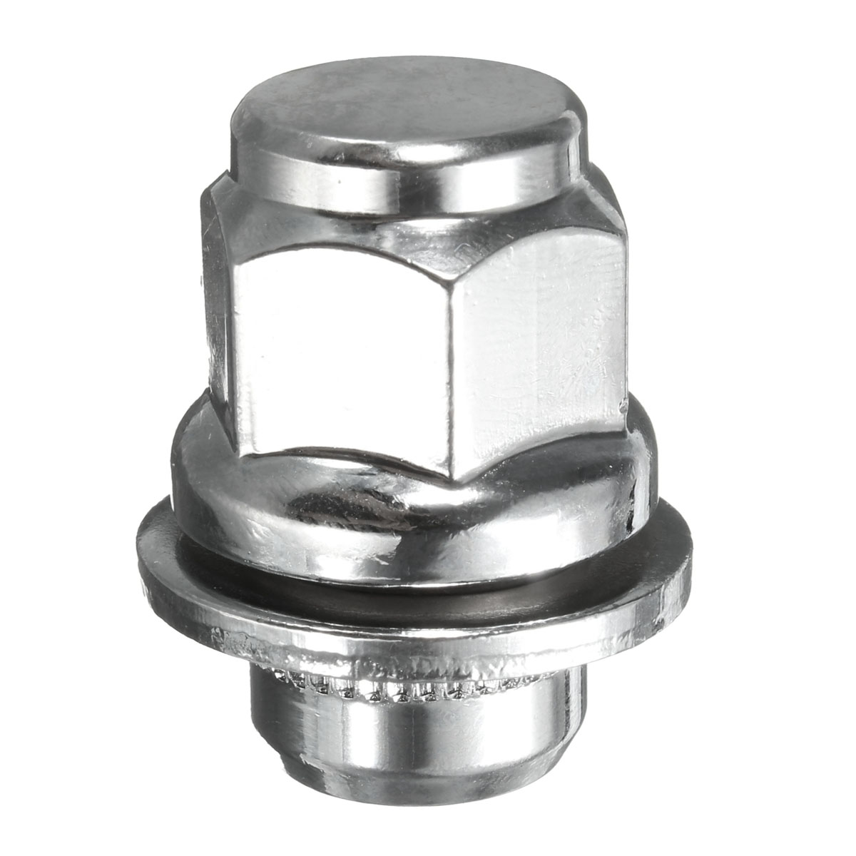 Hot 20pcs Chrome M12 x 1.25 Mag Seat Lug Nuts Steel Wheels Replace for Nissan for Infiniti