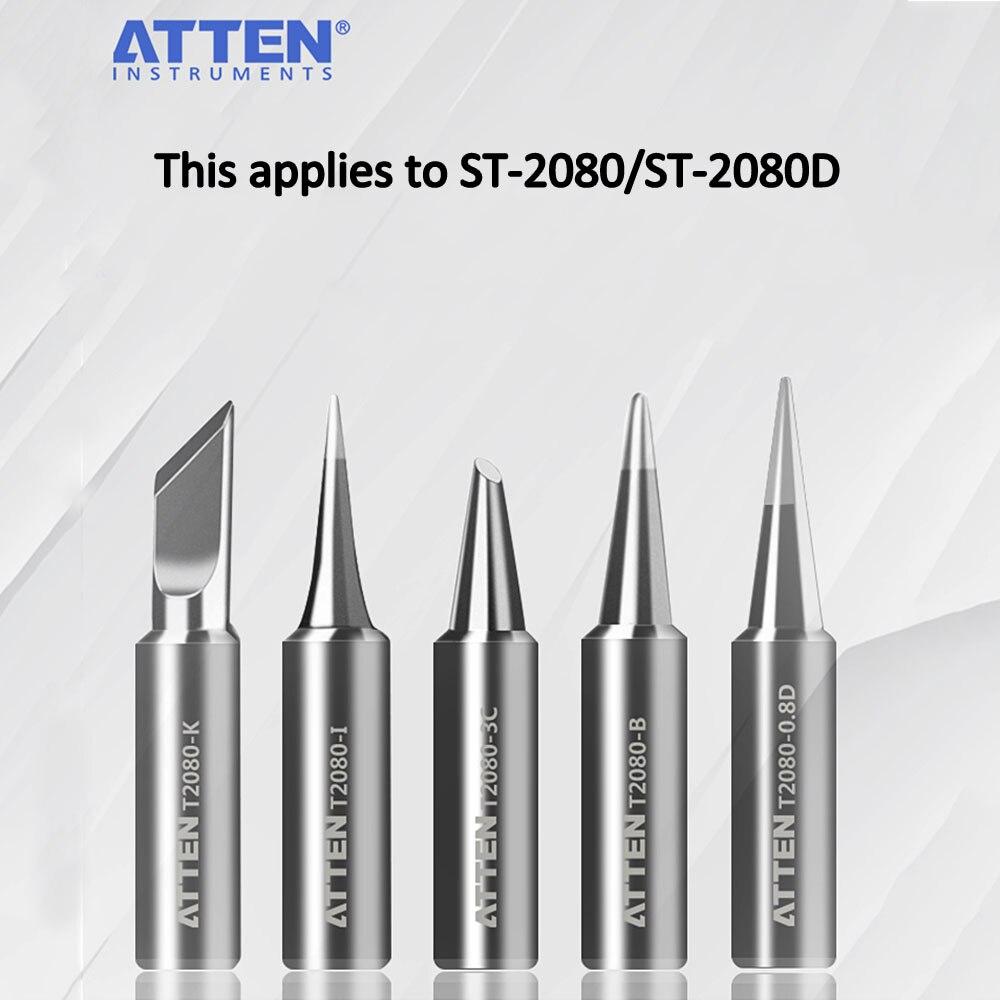 ATTEN Original Authentic Tip For ST-2150 ST-2150D ST-2080 ST-2080D Soldering Iron