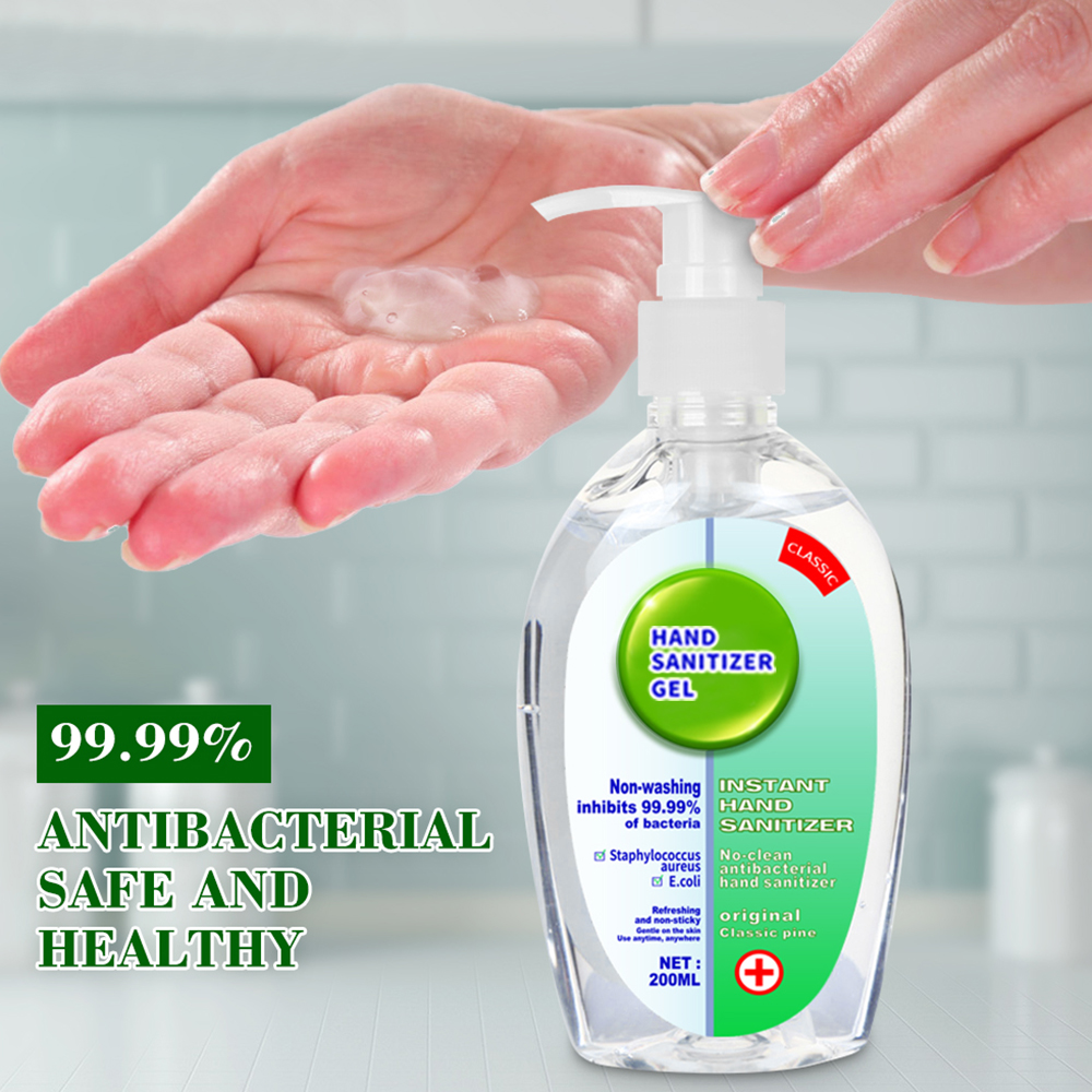 <font><b>75</b></font>% Alcohol Hand Sanitizer Soap Travel Disposable Waterless Hand Gel Soap Disinfection Gel Antibacterial for Children Family image