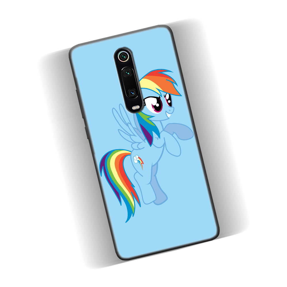 Magic My Little Pony Soft Phone Case For Xiaomi Redmi Note 9 8T 7 6 8 K20 K30 Pro 5G Redmi 7 7A 8 8A Shell Cover