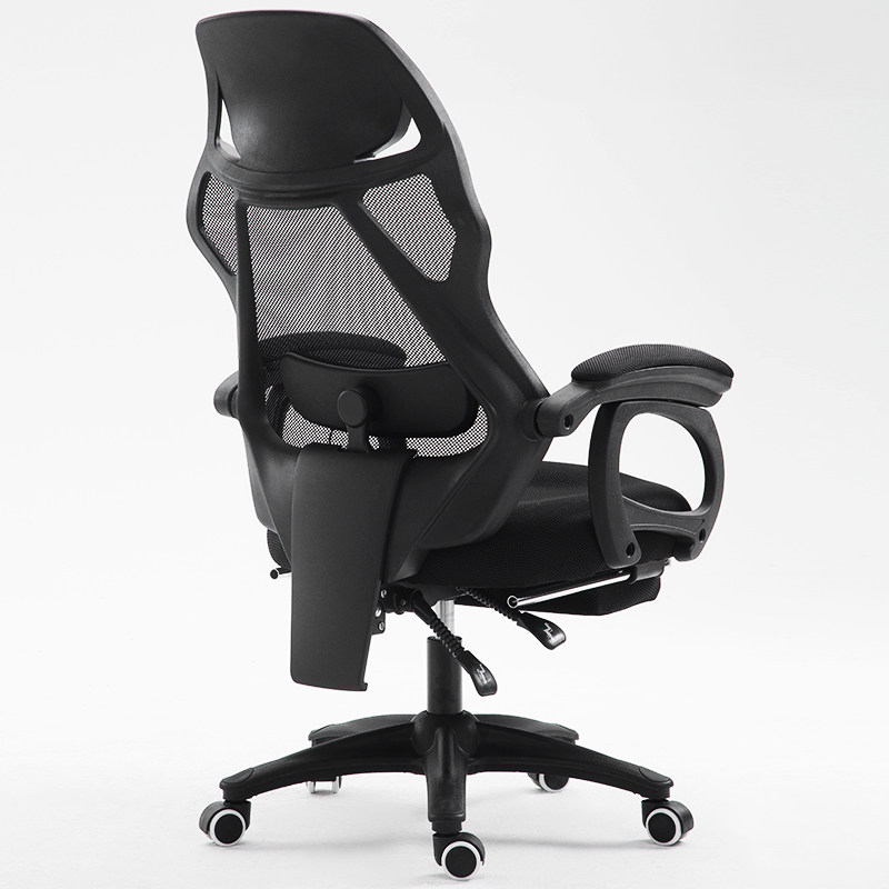 Simple Office Chair Computer Chair Office Furniture Boss Sedia Ufficio Sedie  Economics Type Fabric Taburete