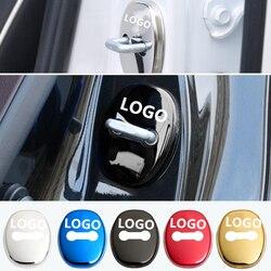 4 шт крышка дверного замка автомобиля анти-ржавчины Стикеры чехол для Lexus RX350 IS300 ES350 IS250 CT200H NX ES GS350 NX200T ES250 аксессуары