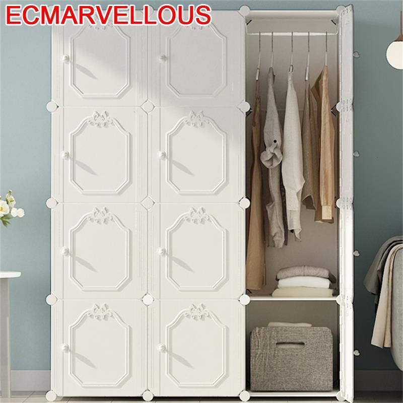 Casa Penderie Meble Armoire Chambre Armazenamento Armario Tela Cabinet Mueble De Dormitorio font b Closet b