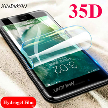 2019 new 35D hydrogel film for iphone 6 6s 6plus soft screen protector iphone7 7plus 8 8plus iphoneX XS XR XSMAX front
