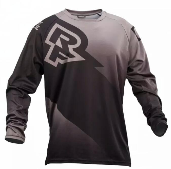 2020 New Sportswear Downhill Jersey MTB Enduro Offroad Larga Mountain Bike Motocross Jersey BMX DH MTB T-Shirt