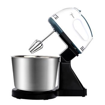 7 prędkości elektryczne mieszadło do żywności podstawa stołu ciasto mikser ręczny trzepaczka do jajek Blender pieczenia biczowanie krem maszyna tanie i dobre opinie Midea 100 w 220 v CN (pochodzenie) Stojak tabeli Z tworzywa sztucznego