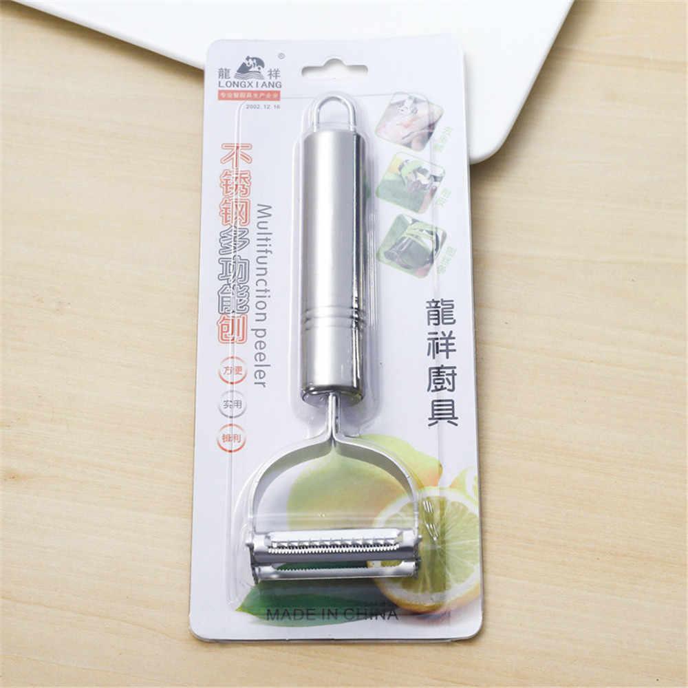 ชิ้นผลไม้มันฝรั่ง Apple Peeling Nife Multifunctional Peeler ครัวเครื่องมือ Multislice สำหรับผลไม้ผัก Peeler 2020