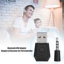 Adapter-Receiver Dongle Headset Bluetooth-4.0 PS4 Wireless KEBIDU for Stable-Performance