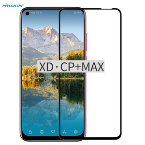 Image 1 - Nillkin Tempered Glass For Huawei Honor 20 20S Nova 5T XD CP+MAX Safety Protective Screen Protector  Huawei Honor 20 Glass