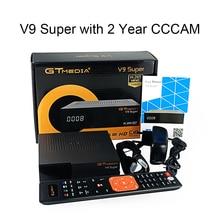 1080P Full HD GT Media V9 Super European TV cable, satellite TV