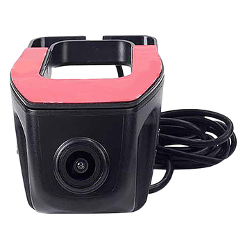 Car Dvr Driving Video Recorder Front Rear View Camera Registrator Novatek 96658 Fhd 1080P видеорегистратор image