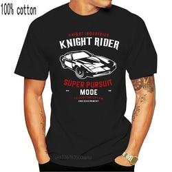 Knight Rider - Kitt - 80's Retro TV - Michael Knight | T-Shirt
