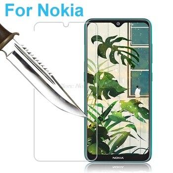 Перейти на Алиэкспресс и купить Для Nokia 8 закаленное стекло 9H Высокое качество Взрывозащищенная защитная пленка для мобильного телефона защитная пленка для Nokia 8 чехол стек...