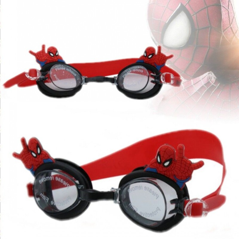 Durable Silicone Cartoon Swimming Glasses Kids Child Swimming Goggles Anti Fog Waterproof Diving Mask Eyewear Outdoor Boy Girl