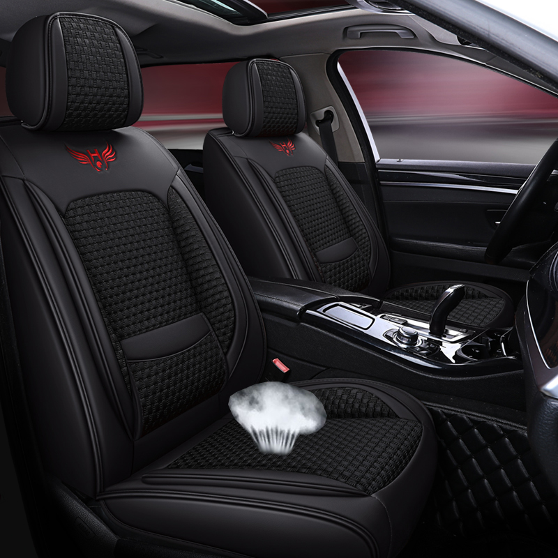 Car <font><b>Seat</b></font> <font><b>Cover</b></font> <font><b>Covers</b></font> for Automobile <font><b>Seat</b></font> Cushion for <font><b>Honda</b></font> <font><b>Accord</b></font> 7 Civic 10th Crv 2003 2006 <font><b>2007</b></font> 2008 2011 2017 2018 2019 2020 image