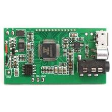 Dsp Pll 87 108Mhz Digitale Draadloze Microfoon Stereo Fm zender Module Board 62KB Dropshipping