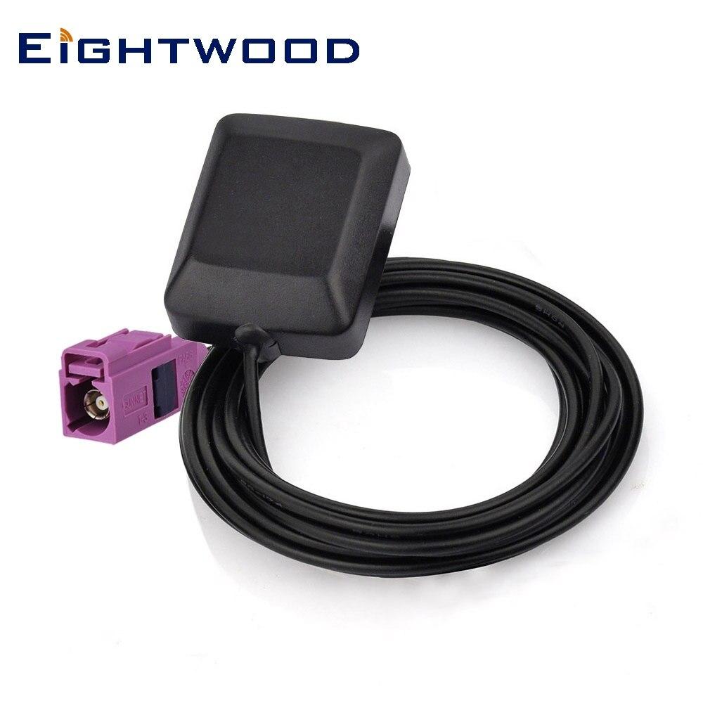 Eightwood Auto Car Radio Antenna Fakra H Jack Female RF Connector Adapter 2320-2345 MHz Aerial For Sirius XM Satellite Radio