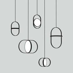 Nowoczesne proste żelazne lampy wiszące Nordic okrągłe obrotowe lampy wiszące LED sypialnia restauracja jadalnia Home Decor oprawa oświetleniowa w Wiszące lampki od Lampy i oświetlenie na