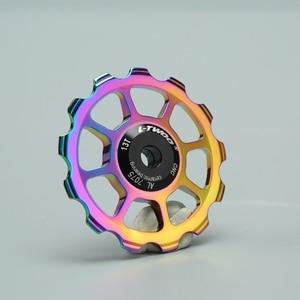 Image 3 - Arco Iris ltwoo de velocidad OSPW Shimano 9100 R8000 8050, 8070, 9150, 9170 Serie DE