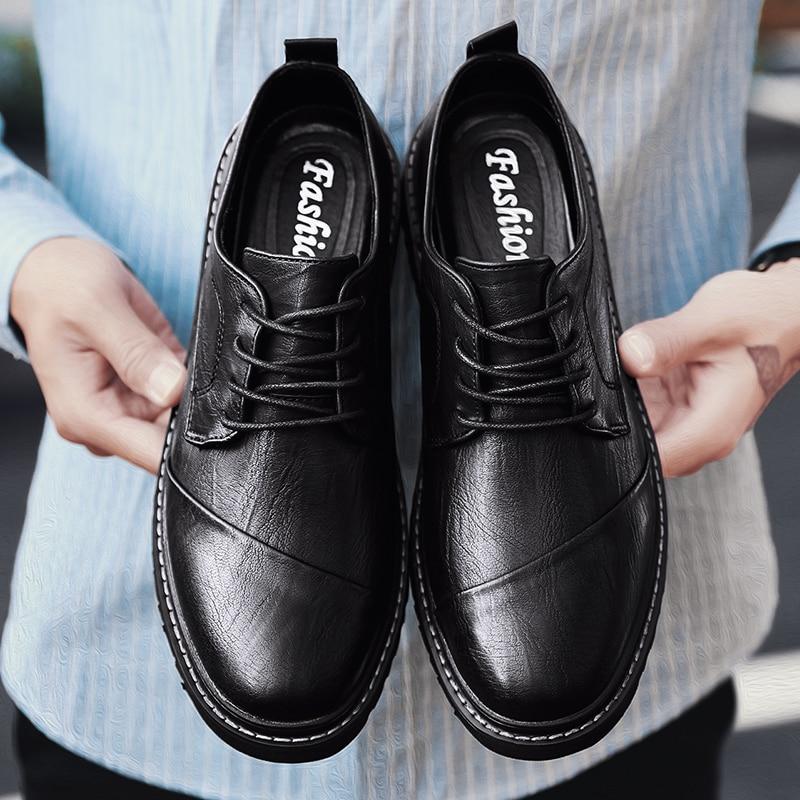 Seedstar Fashion Brand Men Shoes Men Leather Shoes Casual Men Shoes Male Leather Shoes Slip On Men Loafers Moccasins Breathable