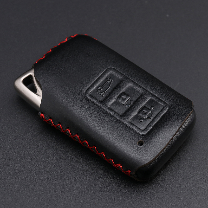 For Lexus Nx 2020 Key Cover For Lexus Rx Rx330 Gs Is 250 Gs300 Rx 350 RX450 RX300 RX450 LX Key Cover Leather Cheap Car Key Cover