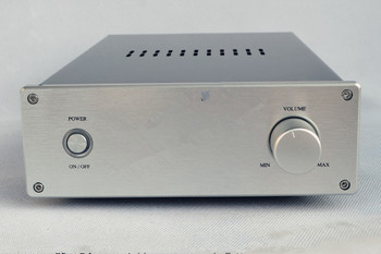 2018 fever HIFI amplifier classic post-stage power amplifier TDA7293 (TDA7294) all aluminum belt protection