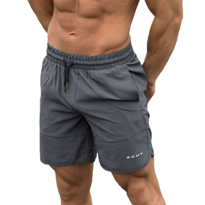 Image 2 - GYMOHYEAH New 2019 Summer Mens Fitness Bodybuilding Breathable Quick Drying Short Gyms Men Casual Joggers Shorts M 2xl Wholesale