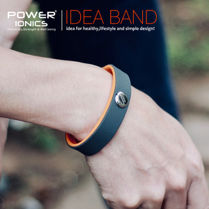 Image 2 - Power Ionics 3000ions Sports Waterproof Titanium Bracelet Wristband Improve Balance Sleeping Slimming