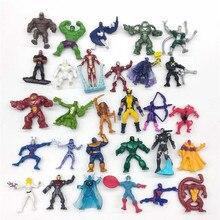 MARVELS Avengers Infinite War Spider-Man Hulk Iron Man Captain America Action Figure Toy Dolls Random Delivery