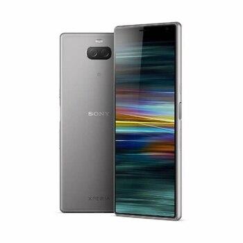 Перейти на Алиэкспресс и купить Sony Xperia 10 Plus 4 ГБ/64 Гб серебристый с двумя SIM-картами L4213
