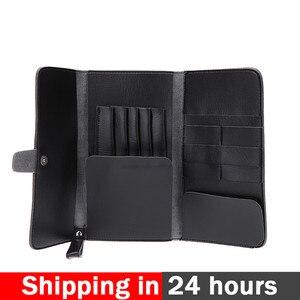Pro Leather Hair Scissor Bag S