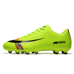 Mens Soccer Shoes Outdoor Cleats New Adults Breathable TF/FG Football Boots Training Men Sports Sneakers Shoes Soft Turf Futsal