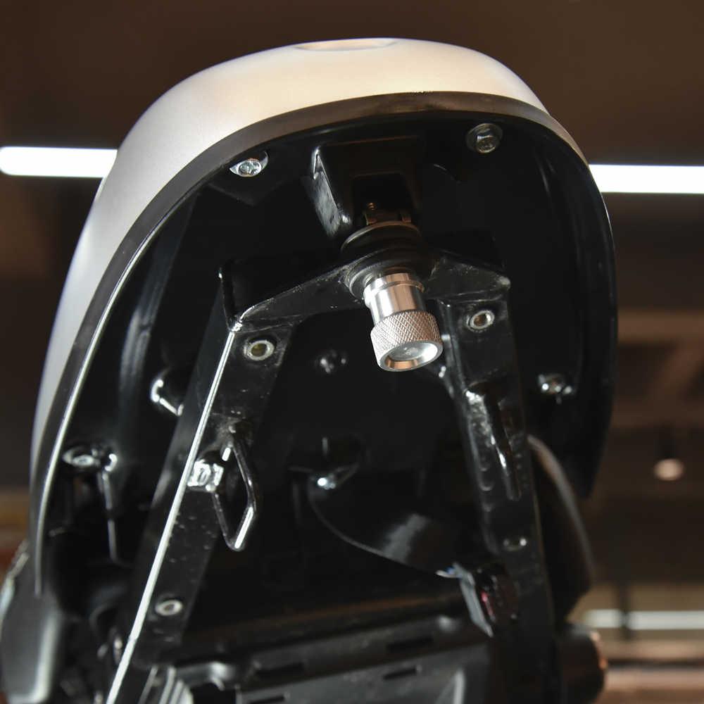 Newsmarts CNC Motorcycle Rear Passenger Seat Bolt Removal Tool Kit Less Qucik Release for MW R Nine T//Pure//Racer//Scrambler 2014-2020