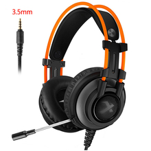 K9 PRO PC Headset Gaming Headphones With Microphone LED Light For Laptop Computer PS4  Stereo Game Headsets Bass Casques ep 16 headband style headphones game headset with hd microphone 3d stereo bass handsfree talking for computer laptop ipad pc
