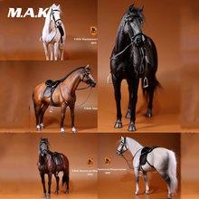 Для сбора 1/6th mrz животных Германия Ганноверская лошади подходит