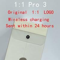 Auriculares inalámbricos con Bluetooth TWS Pro 2 3, Auriculares deportivos, carga inalámbrica, Original, alta calidad