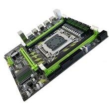 Kllisre X79 X79H האם LGA 2011 USB3.0 SATA3 תמיכה REG ECC זיכרון Xeon E5 מעבד 4XDDR3