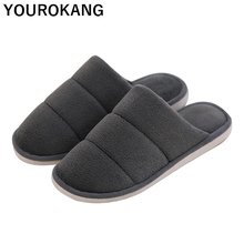 Men Slippers Winter Warm Indoor Home Slippers Soft Couple Shoes Bedroom Floor Male Flip Flops High Quality Cotton Footwear sweet sweet hits