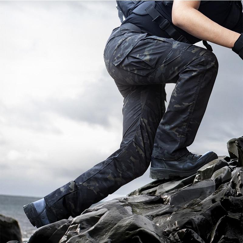 Pantalones Tacticos Para Hombre De La Marca Mege Pantalones De Camuflaje De Combate Militar Pantalones Cargo Ripstop Informales Envio Directo De Fabrica Twy Store