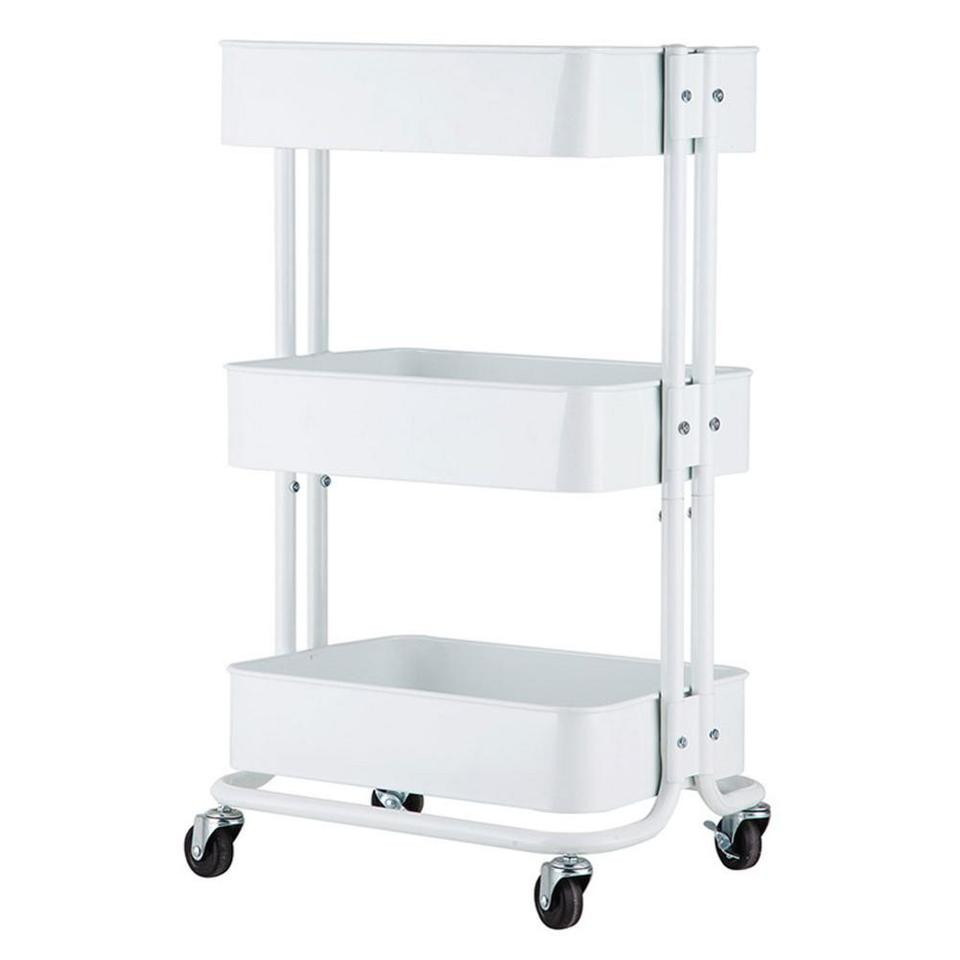 Kitchen Trolley Utility Cart Storage