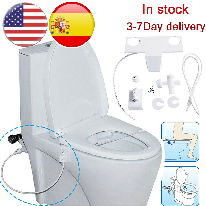 Super Promo A8eca Portable Bidet Attachment Toilet Seat Self Cleaning Nozzle Fresh Water Bidet Sprayer Mechanical Wash Flushing Sanitary Device Nd Rankingrk Co
