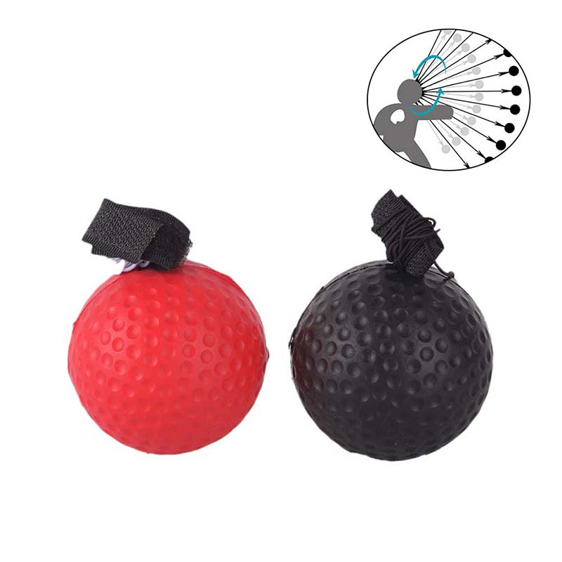 Fighting Boxing Reflex Speed Ball For Reflex Speed Training MMA Boxing Punch Muay Thai Exercise Bumper Ball Boxing Equipment