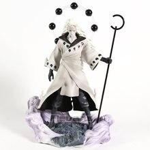 Rikudo Sennin Uchiha Madara PVC figura de juguete de modelos coleccionables