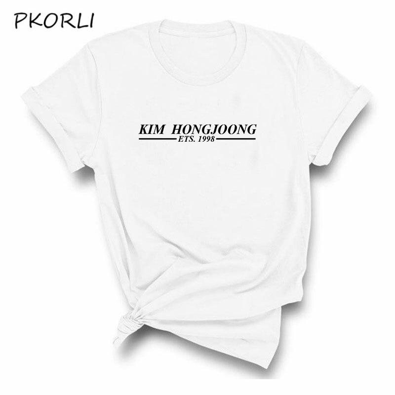 ATEEZ Say My Name Printed T-Shirt KPOP Korean Music