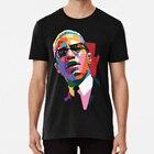 Malcolm X T Shirt Af...