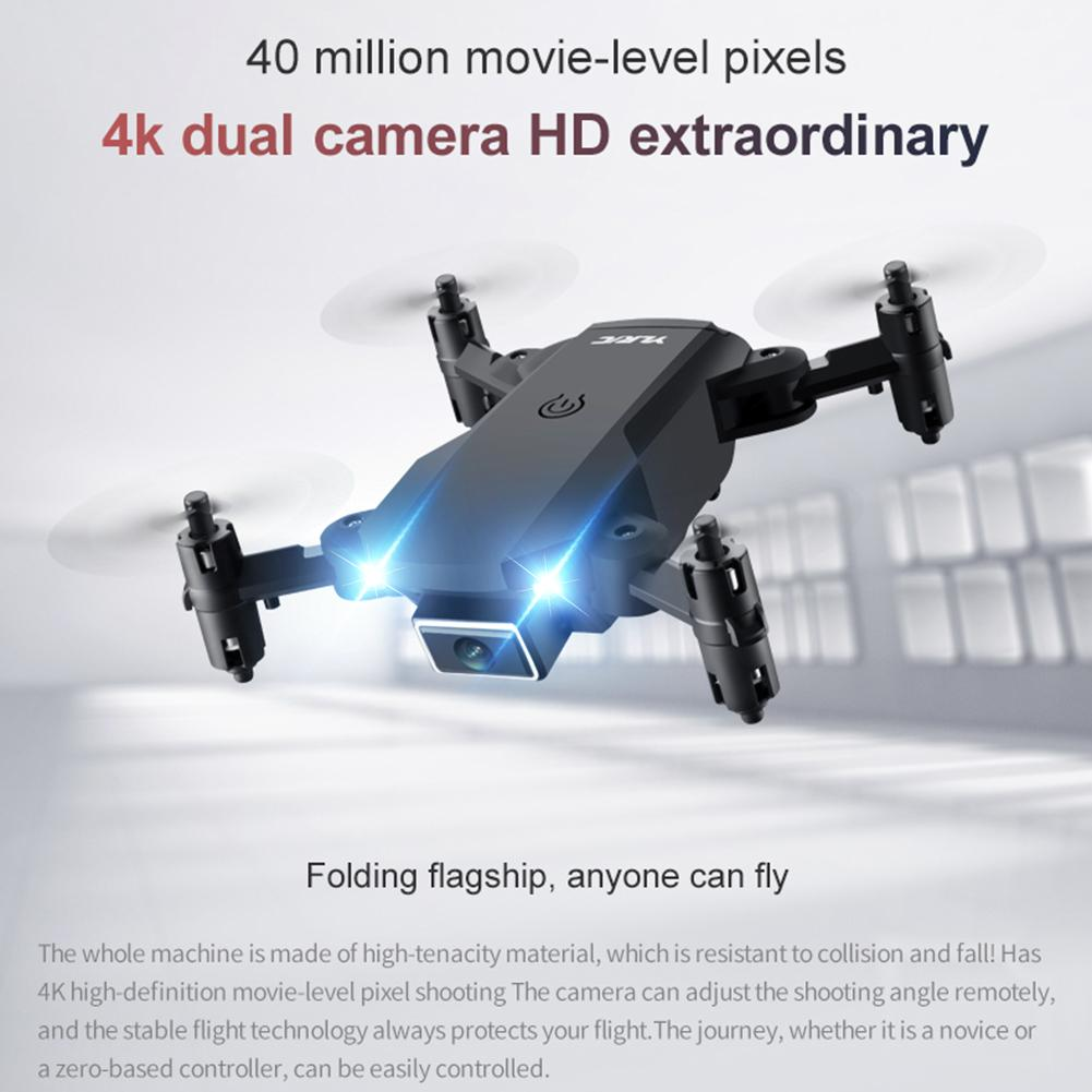 S66 Professional Drone 4K HD Aerial Camera Drone And Camera Live Video 720P 4k Rc Quadcopter WIFI FPV Flying Mini Drone