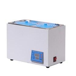 DXY thermostat numérique bain d'eau pot de bain chaud numérique température constante réservoir électrique bain-marie chaudière 1 trou/2 trous