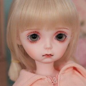 Полный комплект 1/6 шарнирная кукла, милая кукла Дороти с глазами для маленьких девочек, подарок на день рождения и Рождество