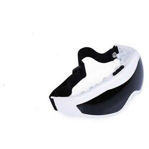 Image 2 - Electric Eye massager machine comfortable Eyewear Glasses Eye massager vibration tools device Eye protection instrument