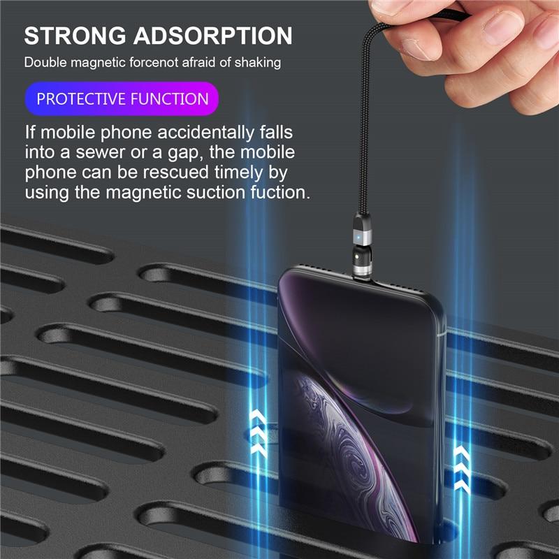 3 ראשי פלאג לחיבור מסוג : Micro usb , Type C , iPhone תואם למערכות של אנדרואיד ואייפון